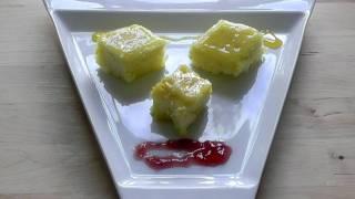 Lemon Pudding 10 Minute Microwave Recipe How To Make