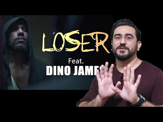 Reaction on LOSER Ft. Dino James | Being Indian