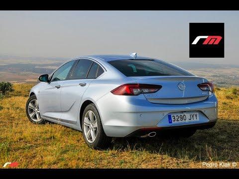 Opel Insignia Grand Sport – Prueba revistadelmotor.es