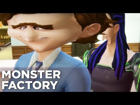 Monster Factory: Sweeps Week improves your favorite TV sitcom families