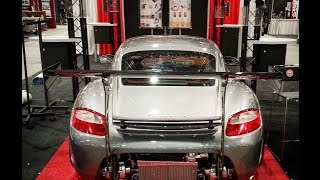 Designed to be driven: Bisimotos Biturbo Porsche Cayman S