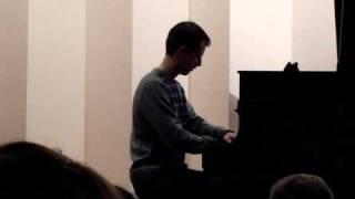 Isaac Albeniz - Mallorca (Barcarola) for piano