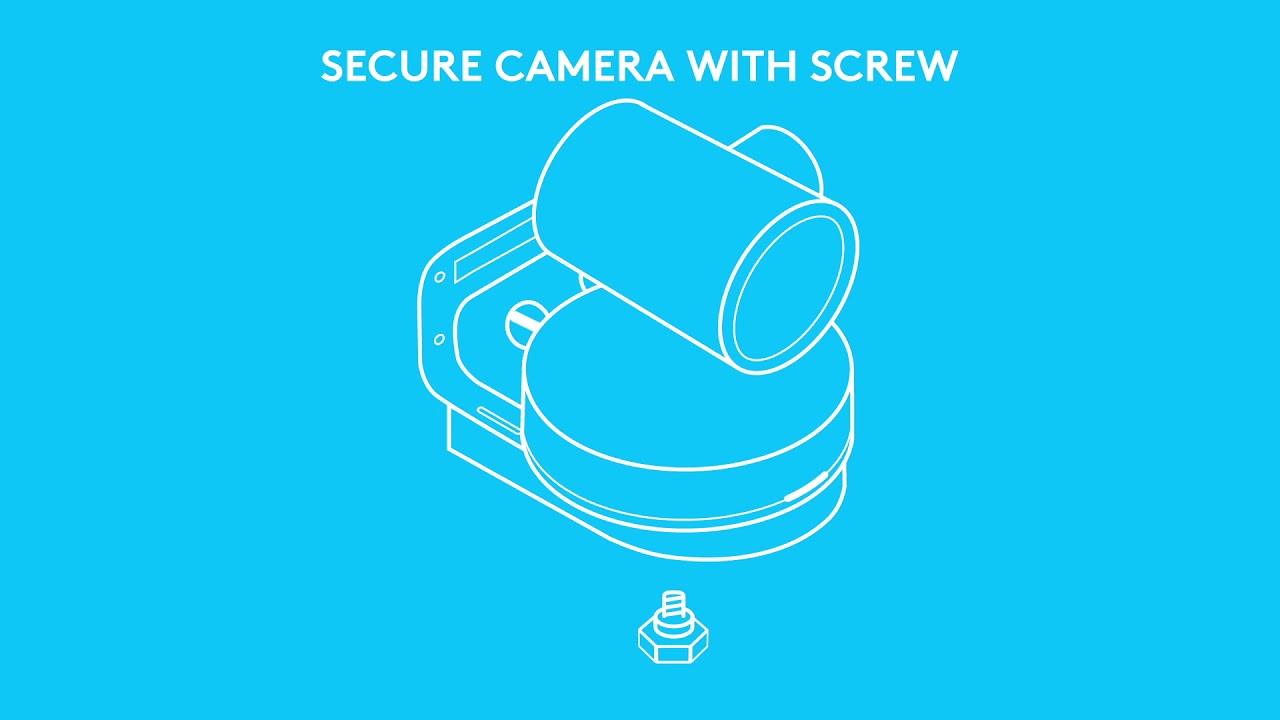 How To Setup the Logitech Rally Camera