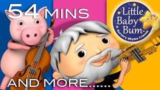 Learn with Little Baby Bum | This Old Man He Played One | Nursery Rhymes for Babies | Songs for Kids