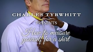 How to measure youŗself for a shirt