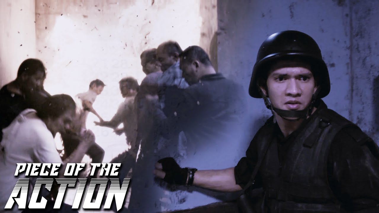 Download Sixth Floor Stairwell Fight | The Raid: Redemption