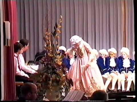 Der heitere Mozart 2006, Mozart Knabenchor Wien