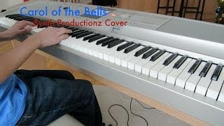 """Carol of the Bells"" - Trans-Siberian Orchestra Piano Cover"
