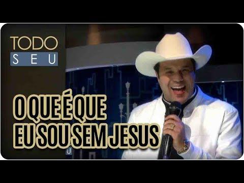 O Que é Que Eu Sou Sem Jesus | Padre Alessandro Campos - Todo Seu (04/08/17)