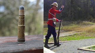 Shooting A Hundred Year Old Martini Henry Foil Cartridge | MADRAS ARSENAL