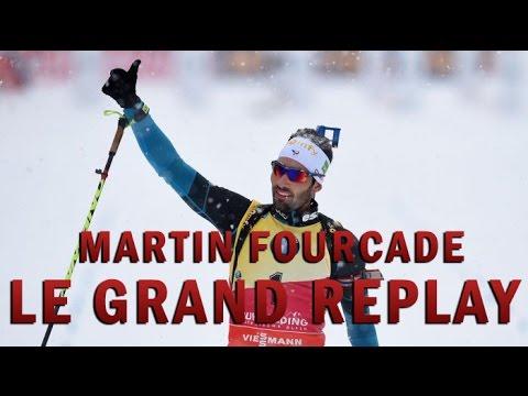 MARTIN FOURCADE 2016/2017 - LE GRAND REPLAY