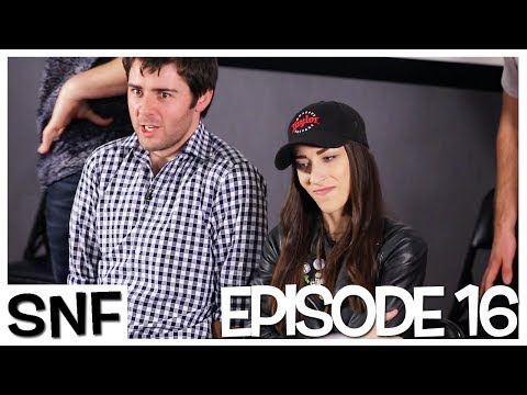 YOUTUBE'S IMPROV SHOW (Ep. 16) | ft. Ally Hills