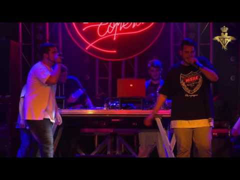 WALKAT VS MNAK - BEATGROUND GRANADA - 2016 - ELIMINATORIA