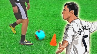 TOP 3 ★ Easy & Effective Street Football Skills - Tutorial