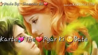 Hi... friendz enjou this status with heart touching song