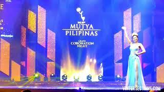 50th Mutya ng Pilipinas 2018 | Farewell Walk of Mutya ng Pilipinas 2017 Winners
