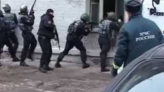 Террорист взорвался в жилом доме в Казани