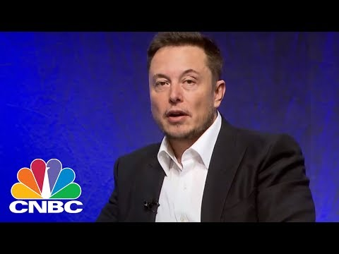 Elon Musk Issues Yet Another Warning Against Runaway Artificial Intelligence | CNBC