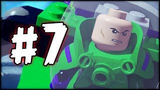 LEGO Dimensions - PART 7 - Lex Luthor! (Gameplay Walkthrough HD)