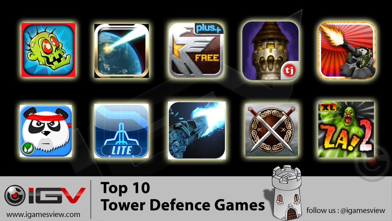 best tower defense games iphone top 10 tower defence for iphone ipod touch 16702