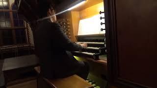 Johann Sebastian Bach - Präludium und Fuge G-Dur, BWV 541