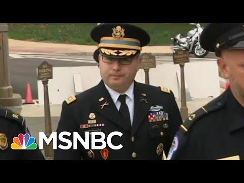 Making A Historical Parallel To Trump's Impeachment Revenge Tour | Deadline | MSNBC