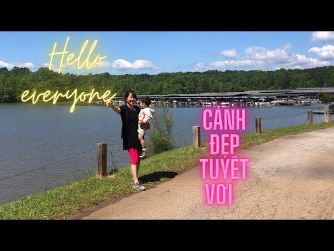 Hello Atlanta, GA -Cảnh đẹp nước Mỹ -Hoà Ivy.❤️