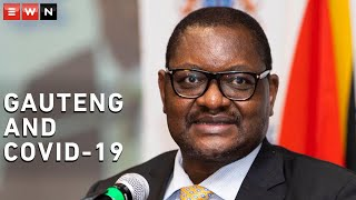 Gauteng Premier David Makhura provided updates on COVID-19 in the province.  Download the EWN app to your iOS or Android device.   iOS: https://apps.apple.com/za/app/eyewitness-news/id636459947  Android: https://play.google.com/store/apps/details?id=com.eyewitnessnews&hl=en    #CoronavirusSA #Lockdown #GautengCOVID19