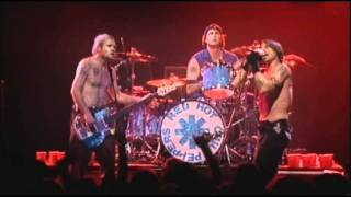 Red Hot Chili Peppers - Give it Away - Live at Olympia, Paris