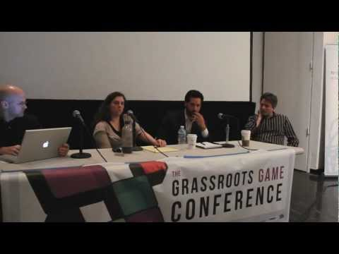 Grassroots Game Conference: Gamification and Fundraising