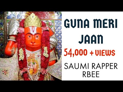 GUNA MERI JAAN | SAUMI RAPPER | RBEE | DEDICATED TO GUNA | #ProperRAP Guna MP08