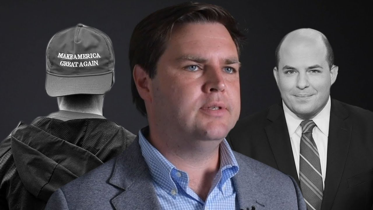 J.D. Vance On Why The Media Doesn't Understand Trump Supporters