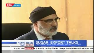 Sugar export talks: Millers propose sugar exportation