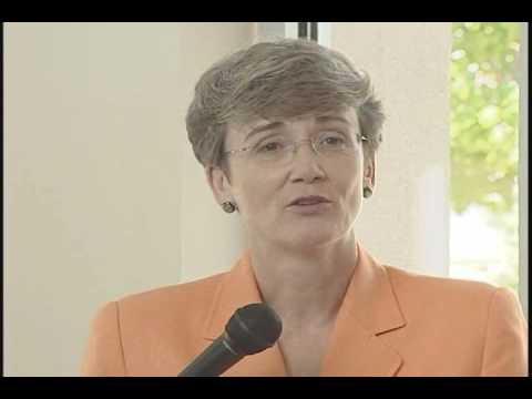 Rep. Heather Wilson at Lumidigm, full version