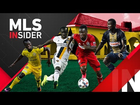 Forging Talent at Ghana's Right to Dream Academy | MLS Insid