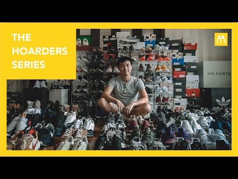 The Hoarders Series : David Cheng