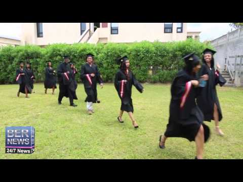 Bermuda College Academic Procession, May 14 2015