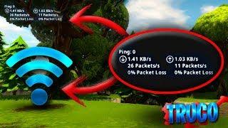 El mejor TRUCO para BAJAR nuestro PING y no tener LAG en FORTNITE! Consola (Ps4/Xbox)