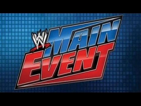 WWE Main Event Highlights 4/21/17 –WWE...