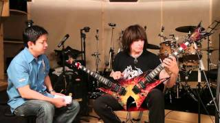 MICHAEL ANGELO BATIO Interview - (2/2 - HD)