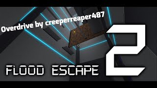 (LAST UPDATE!) (Difficult) Overdrive by creeperreaper487 | Roblox FE2 Map Test