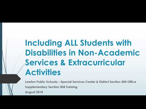 Extracurricular Activities for children With Special Needs