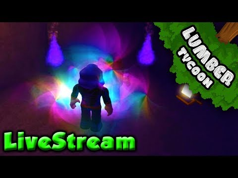 How to Get to Strange Man in Lumber Tycoon LIVE | Roblox