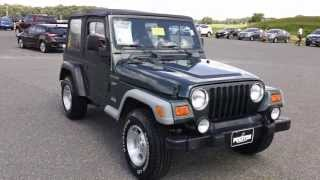 Cheap used Jeep Wrangler for Sale Maryland # N300387A