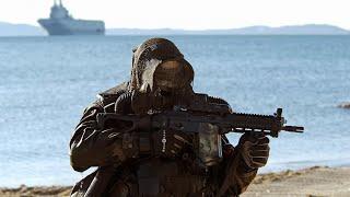 مشاة البحرية الملكية  الفيزلي  مارن/ GENS DE MER FUSILIER MARIN