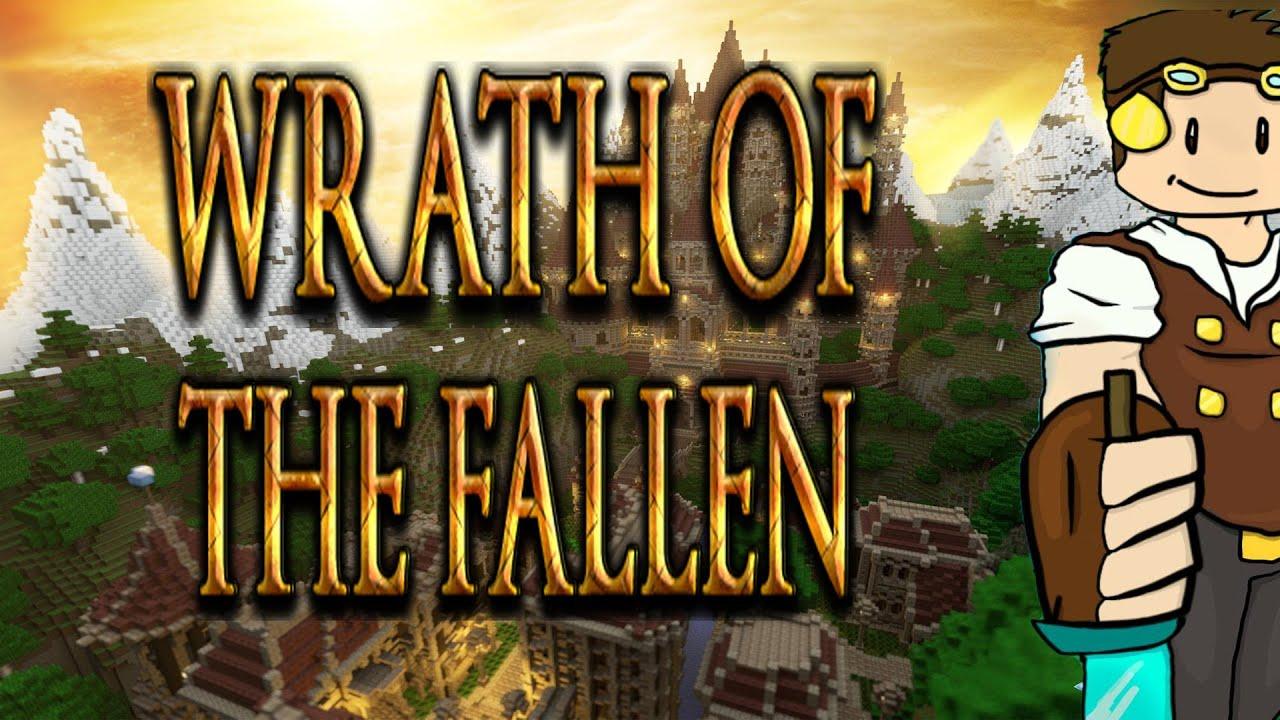 Wrath of the Fallen (Minecraft Adventure Map)   Hypixel