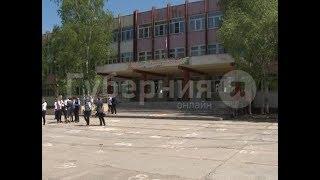 Учеников хабаровской школы эвакуировали из-за пожара. MestoproTV