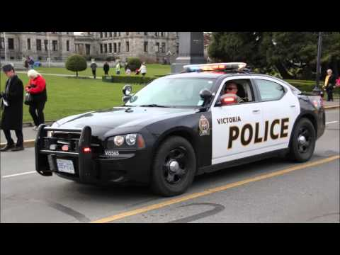 Radio Audio - Drive by Shooting & Vehicle Pursuit in Victoria BC