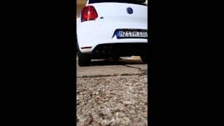 VW Polo 2,0 WRC Bull-X Downpipe Bastuck MSD Ersatz + ESD im Stand
