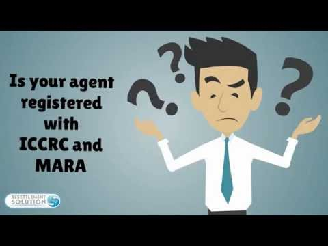 Resettlement Solution : Don't get caught hire MARA or ICCRC registered Agent - Kuwait Qatar